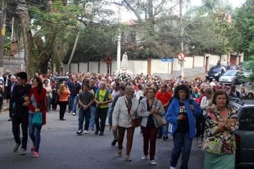 Santuario N.Sra.Fatima em Sao Paulo procissao 16