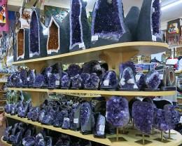 Foz Iguassu 3 Fronteiras artesanato pedras preciosas 108