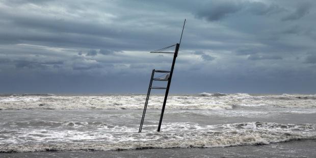 sube nivel y temperatura del mar