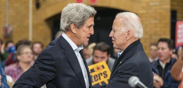 Kerry compromete a Estados Unidos en la lucha contra el cambio climático
