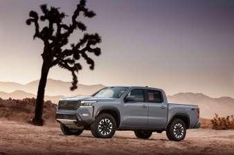 Nissan presentó las nuevas Frontier y Pathfinder del 2022