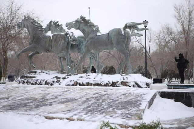 Catorce muertes ola de frío norte México