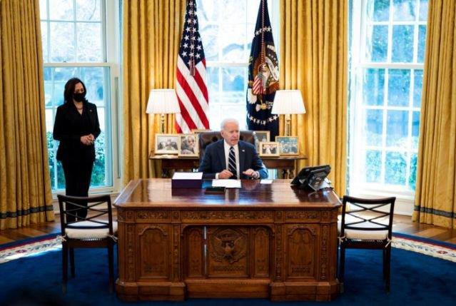 Biden enviará los pagos directos del estímulo éste fin de semana