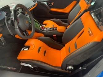 Lamborghini Huracán del 2021