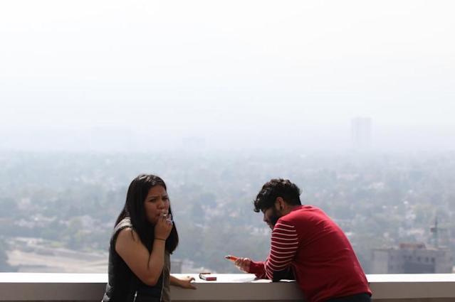 Minorías propensas a respirar aire insalubre