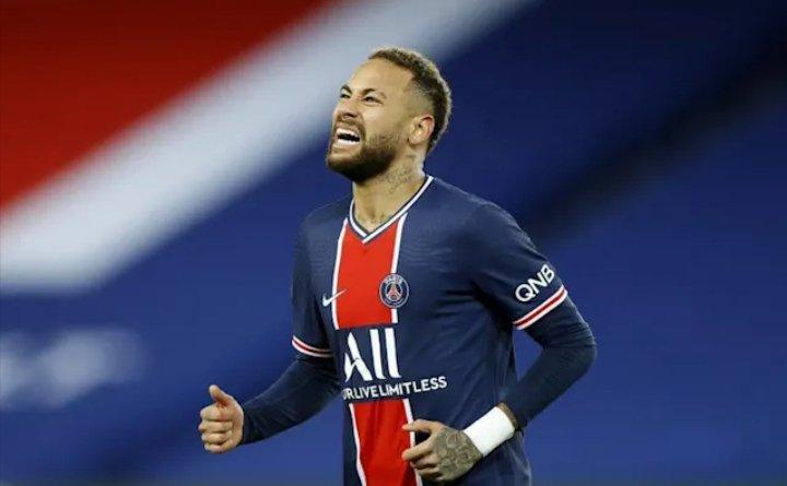 Neymar mejor jugador de la semana de la Champions
