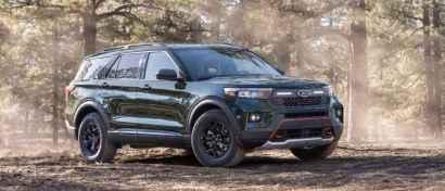 Ford Explorer Timberline del 2021 lo llevará a aventurarse por otros caminos