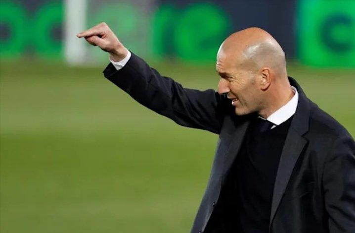 Zidane: Pienso únicamente en los tres partidos