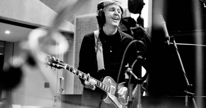 GET BACK:  PAUL McCARTNEY REGRESA A CHILE