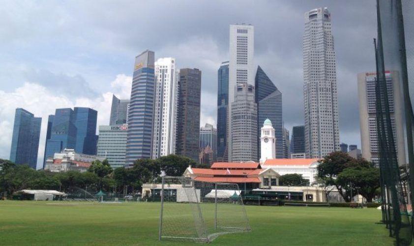 Marina Bay, Singapur
