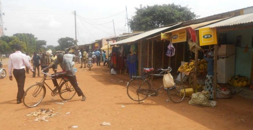 Kotido, Uganda