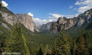 Costa Oeste de Estados Unidos Yosemite