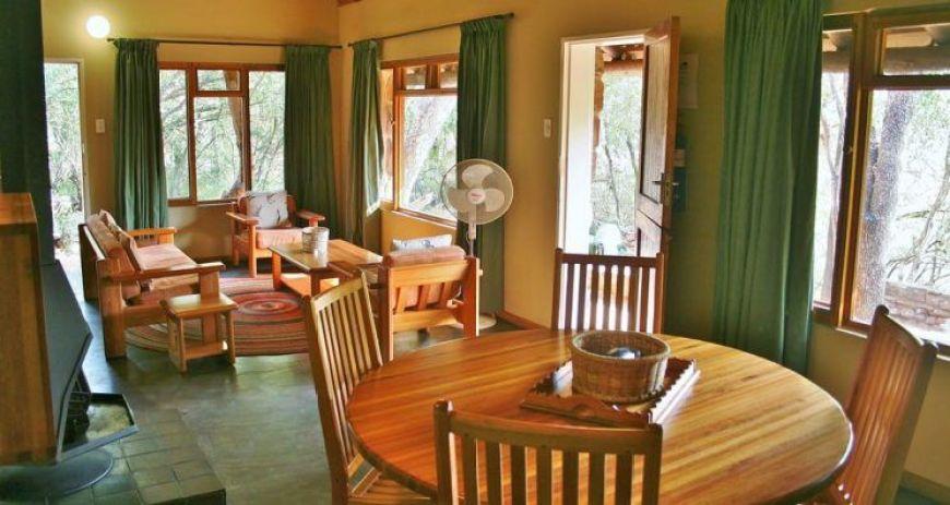Bhubesi Camp en Hlane