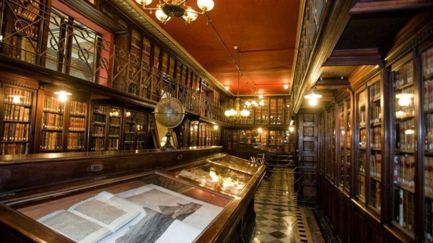 Biblioteca Arus, uno de los sitios con más historia que ver en Barcelona