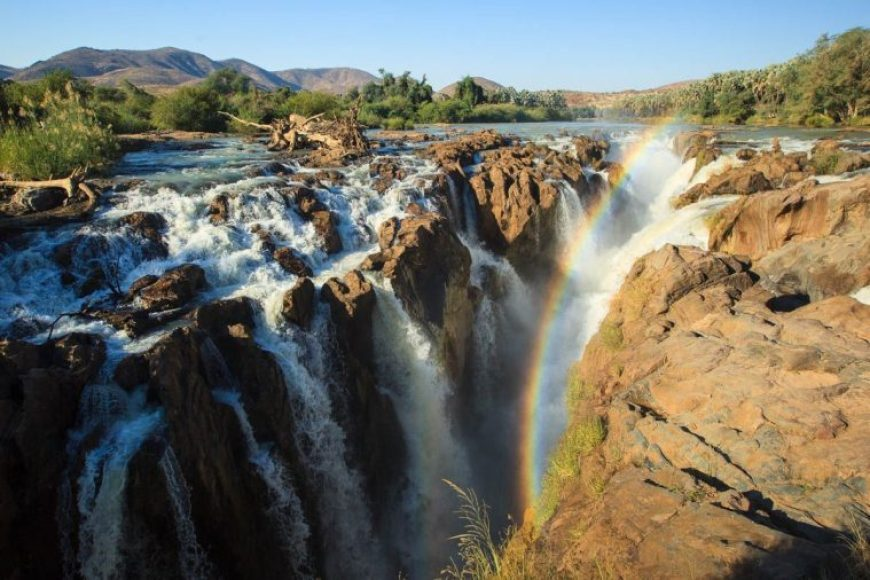 Viaje a las Epupa Falls