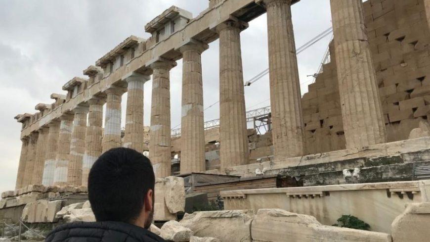 Partenon, un imprescindible si estás 3 días en Atenas