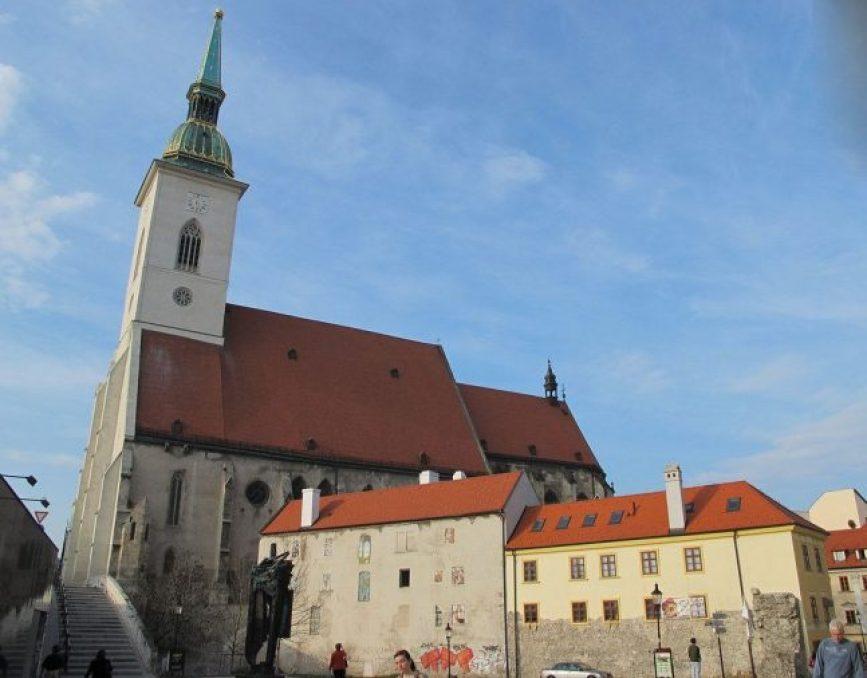 Catedral de San Martín Bratislava