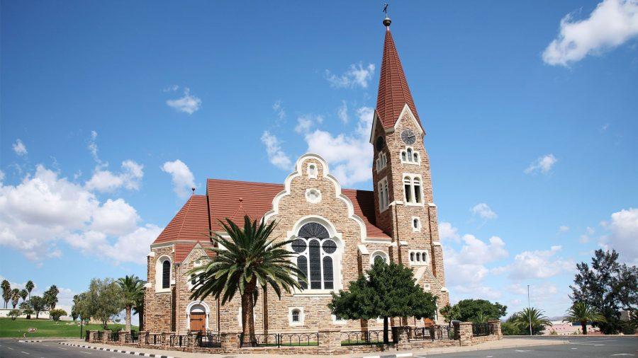 Christ-Church-Windhoek-Namibia
