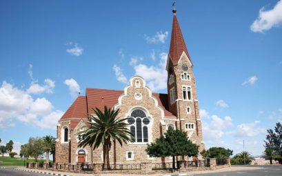 Christ-Church-Windhoek-Namibia