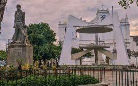 Parque Central Cobán