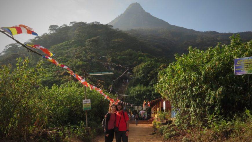 Sri Pada - Sri Lanka, uno de los mejores destinos de 2019