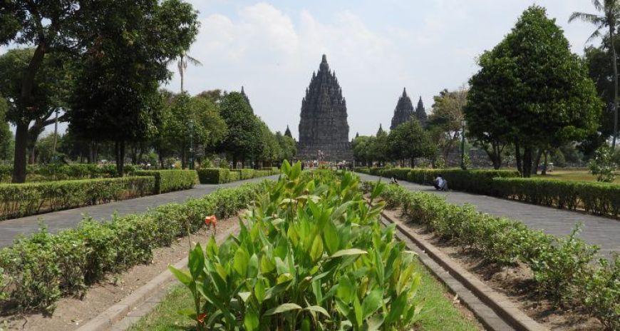 Templos de Prambanan en Yogyakarta, uno de los mejores momentos de un viaje a Indonesia