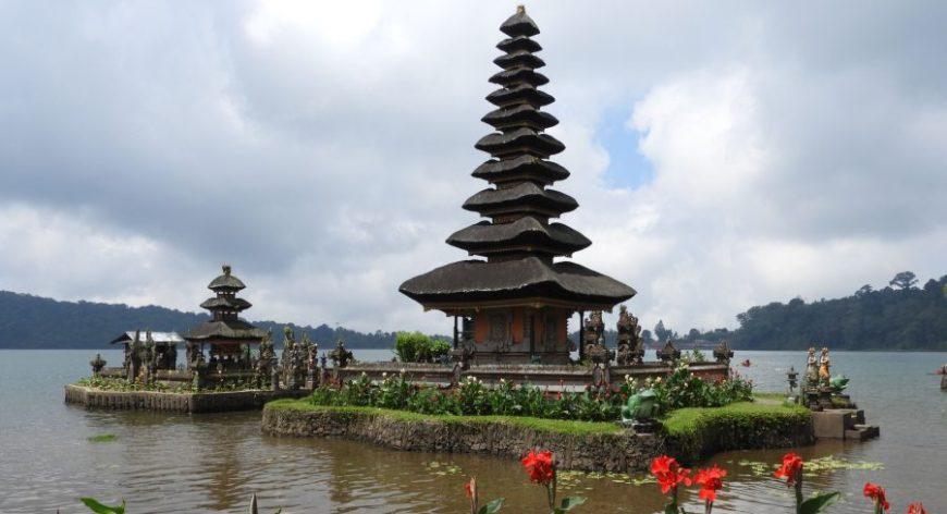 Templo Ulun Danu Bratan