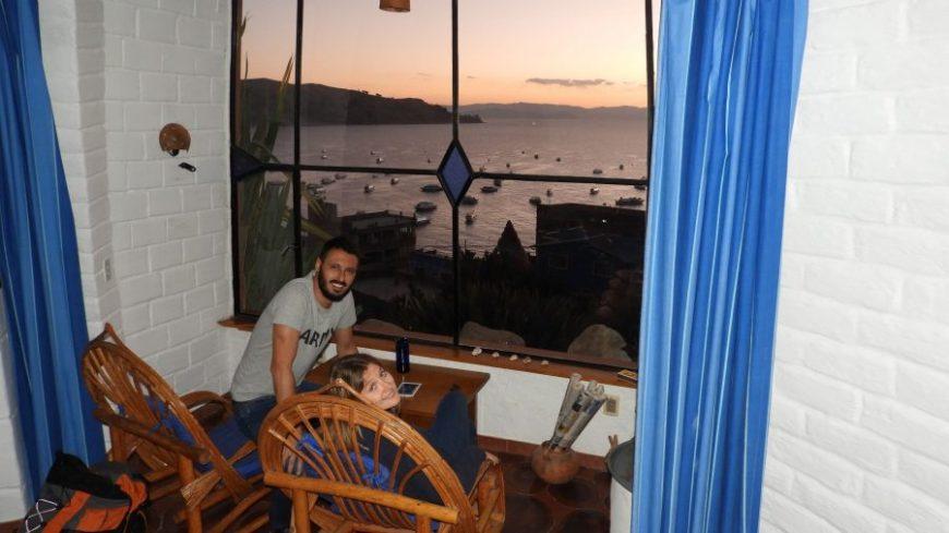 Hostal Las Olas, el mejor sitio donde dormir en Copacabana
