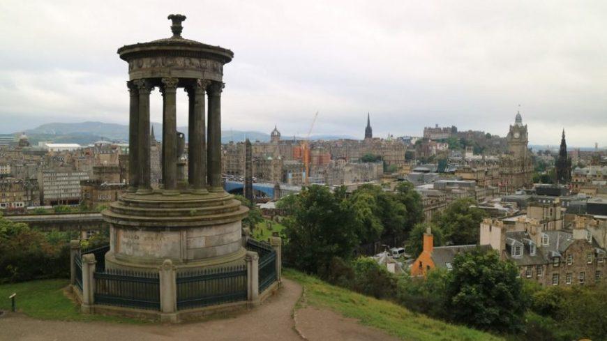 Edimburgo, la capital escocesa es uno de los mejores destinos de 2019