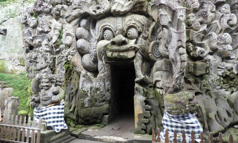 Goa Gajah, uno de los mejores templos de Bali