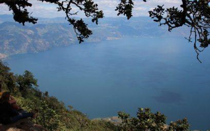 Lago Atitilan, Guatemala