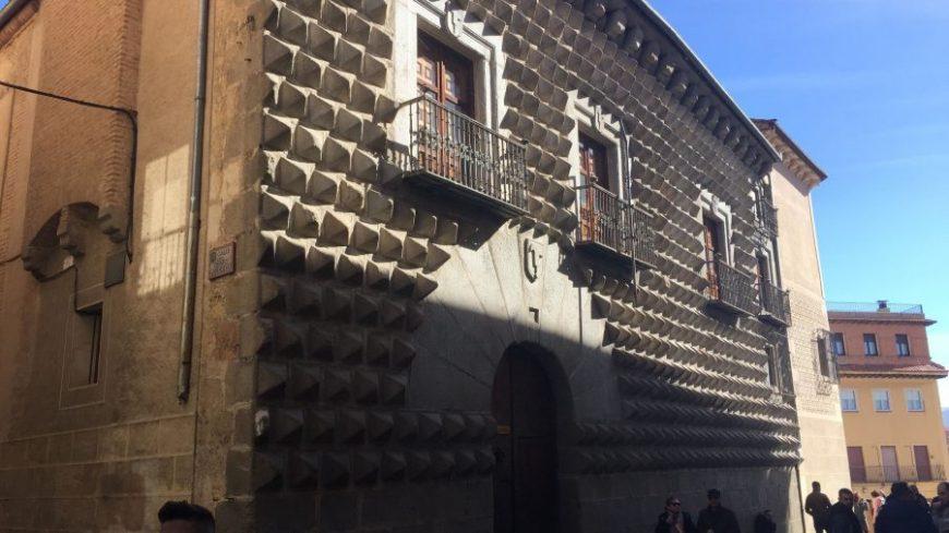 Casa de los Picos Segovia