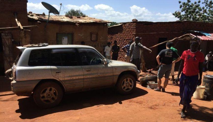 Mecánico Karenga, Uganda