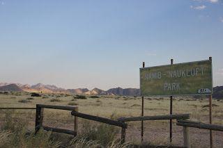 Entrada Namib-Naukluft