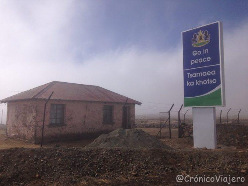 Bienvenido a Lesotho