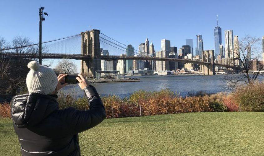 Brooklyn Bridge Park, una de las cosas que ver en Nueva York