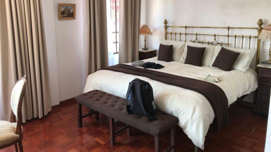 donde dormir en Sucre
