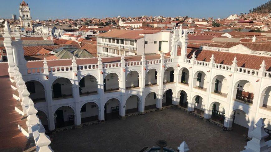 Convento San Felipe Neri Sucre