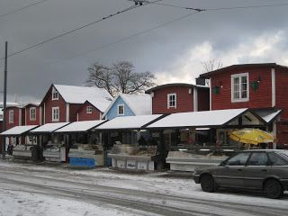 Malmö city center