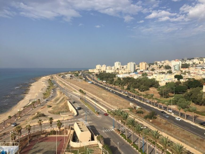 Haifa views