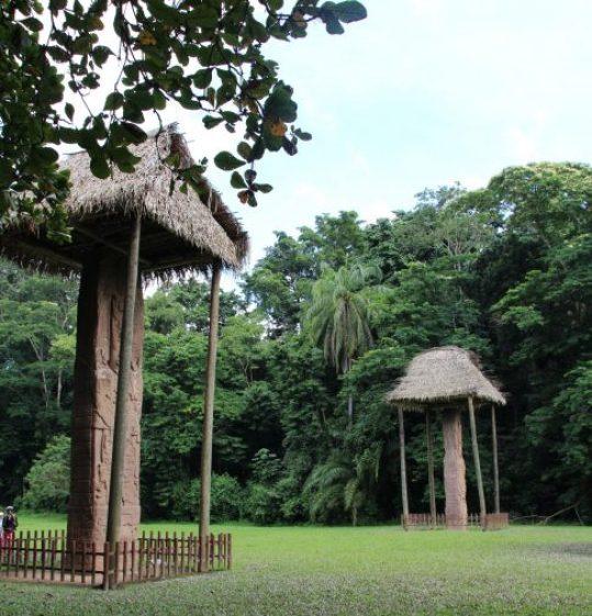 Estelas mayas de Quirigua