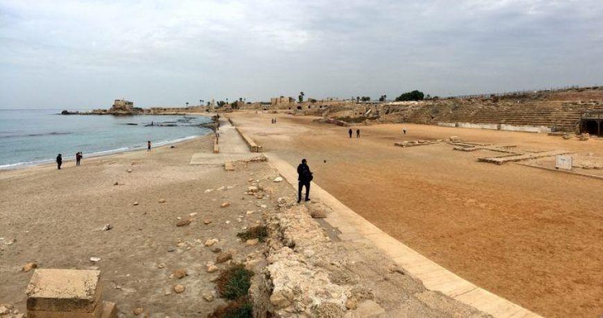 que ver en Cesarea, Israel