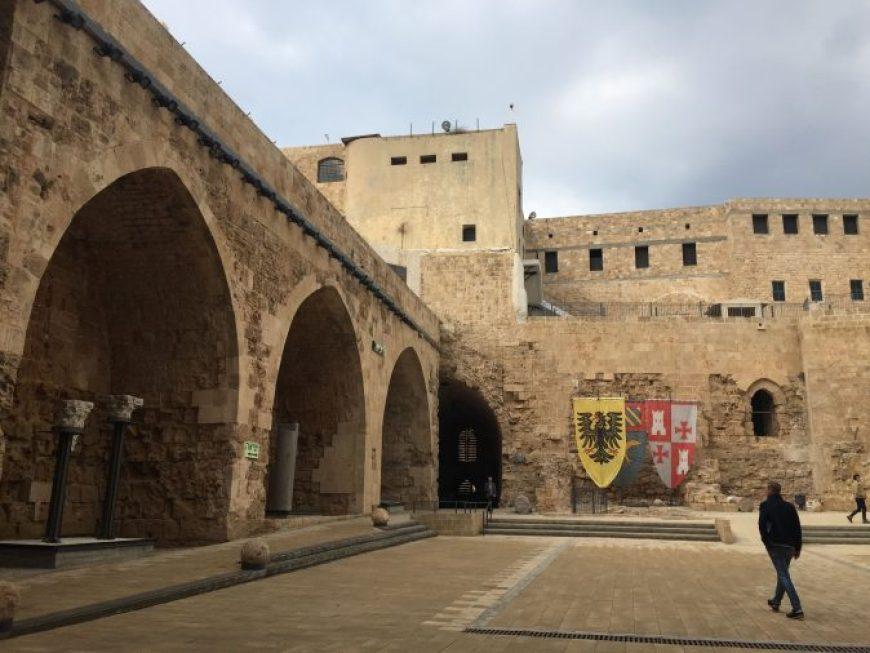Fortaleza templarios Acre