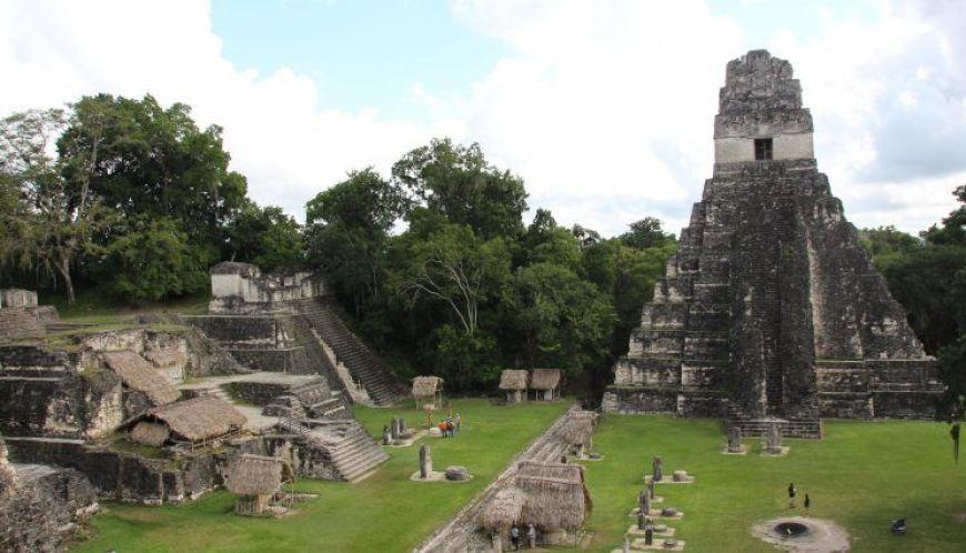 Tikal, viaje por libre a Guatemala