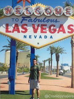 Las Vegas Costa Oeste de Estados Unidos