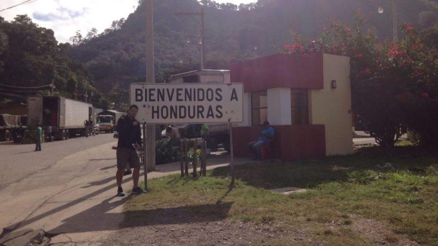 Frontera Guatemala y Honduras