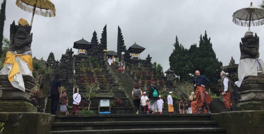 Pura Besakih, uno de los mejores templos de Bali