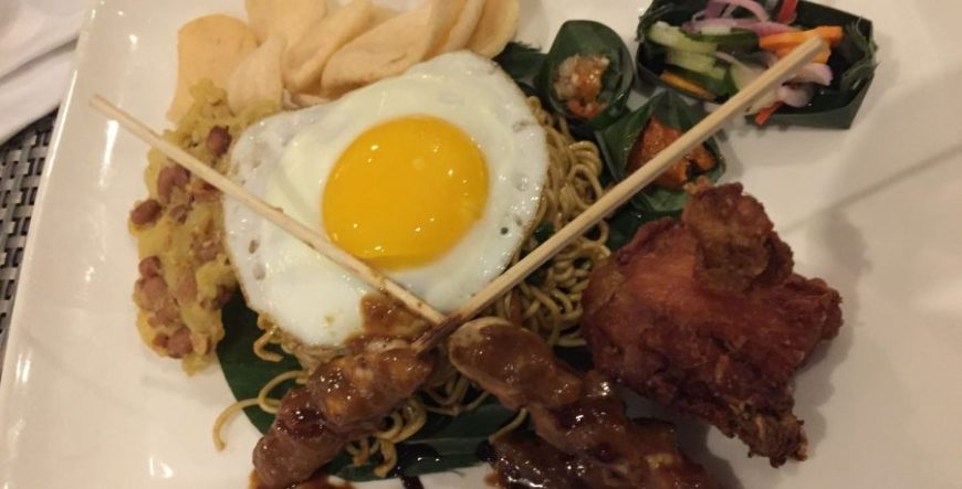 Mie goreng Indonesia