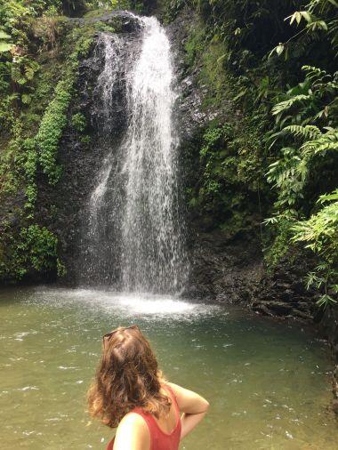 Saut du Gendarme, una de las mejores cascadas que ver en Martinica