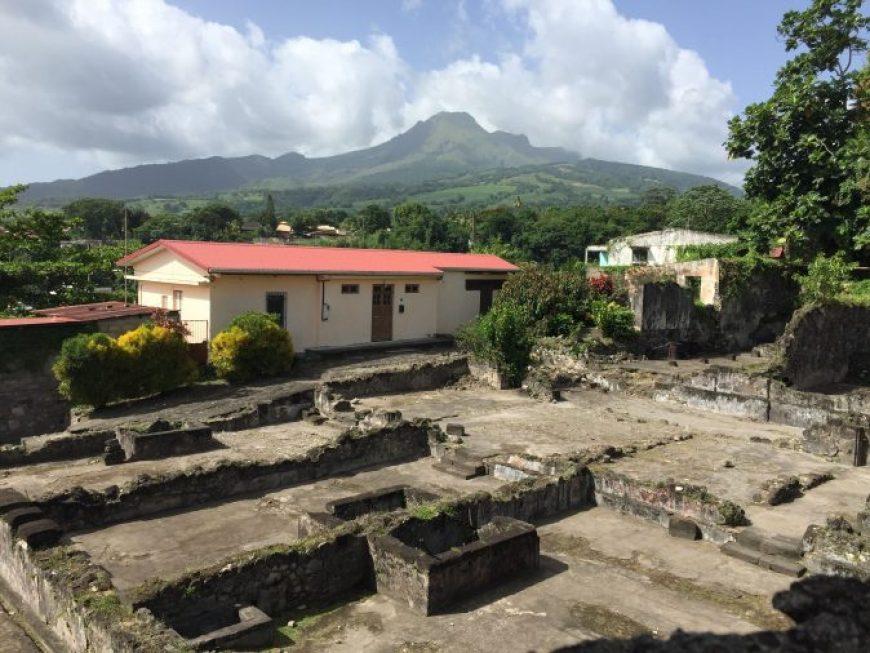 Saint Pierre y volcán Pelée, uno de los lugares más interesantes que ver en Martinica